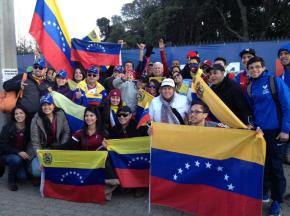 venezuelafansflags