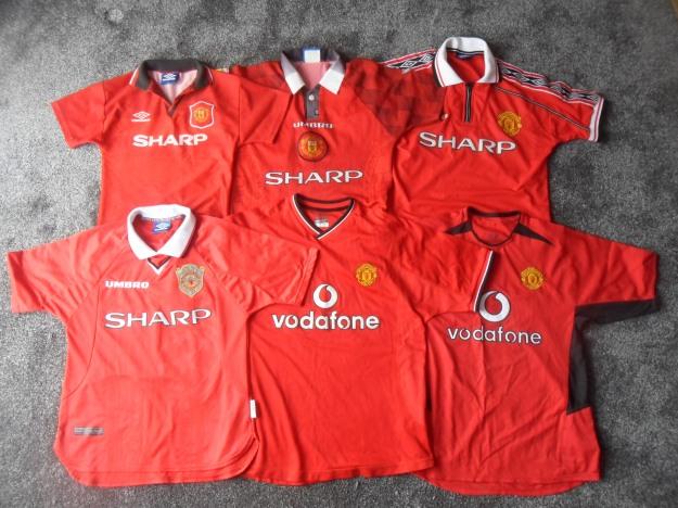 Home shirts - 1